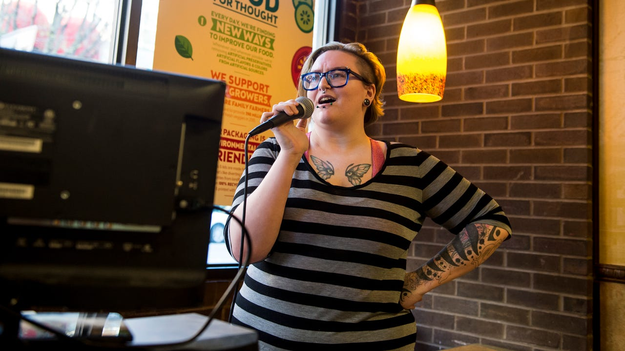 The Subway restaurant on Carlisle street in Hanover is serving up something new...karaoke! Sing a song (or two) while you order your food, every Wednesday from 5:30 - 7:30 p.m.