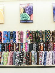 Best of Your Hometown services, best fabric store at