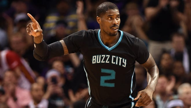 Marvin Williams decided to stay with the Charlotte Hornets.