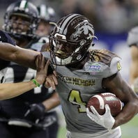 Cincinnati Bengals draft Western Michigan cornerback Darius Phillips in 5th round