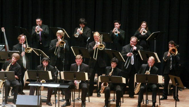 The third annual concert series Autumn Overture will feature the New Mexico State University Jazz Ensemble on Friday, Oct. 20. The series will include four concerts over a two-week period.