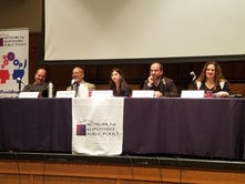 Panel at Ridgewood High tackles climate change