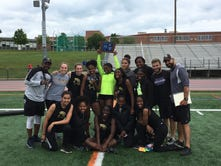 Girls track: Paramus Catholic holds off Pope John, wins Non-Public A North title