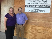 Ridgewood pizzeria owners rebuild after devastating fire