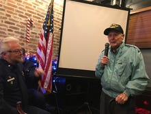 Watch: WWII vet remembers fallen comrades
