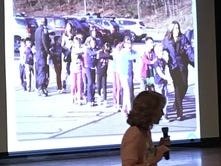 Newtown tragedy mom speaks in Keansburg