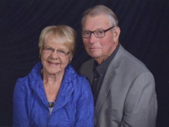 Anniversaries: Bob Schurrer & Dorothy Schurrer