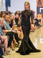 Models, designers and more mingle as Scottsdale Fashion Week 2016 kicked things off at Mercedes-Benz of Scottsdale on Thursday, March 3, 2016, featuring designer Michael Costello.