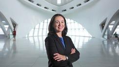 Marcelle Polednik the new Milwaukee Art Museum director,