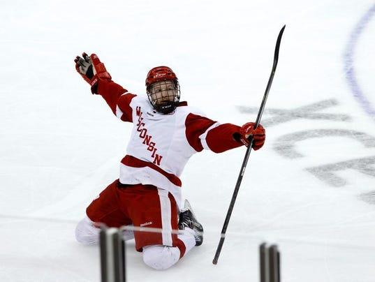 wisconsin hockey