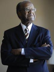 Tuskegee University president Benjamin F. Payton talks