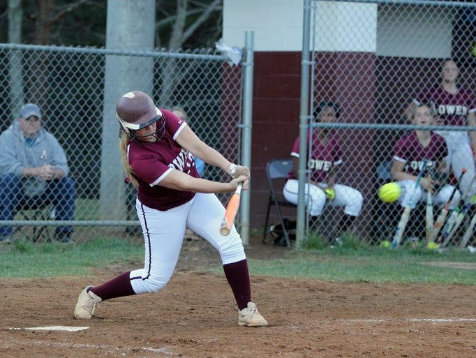 The Warlassies needed only 5 innings to dispatch the