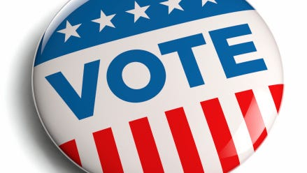 The deadline to register to vote or update existing registration for the Nov. 5 general election is Oct. 7, which is about three weeks away.