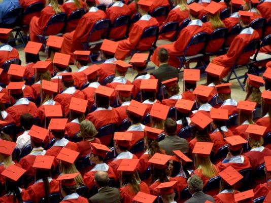 lincoln graduation