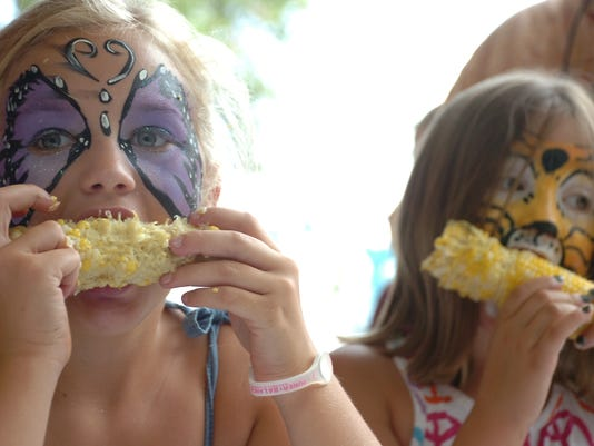 Corn Festival in Bunkie Saturday, June 9, 2012.Melinda Martinez/mmartinez@thetowntalk.com