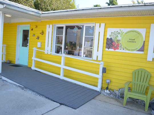 Island Conclave Fine Art Gallery is Greater Pine Island's newest gallery,