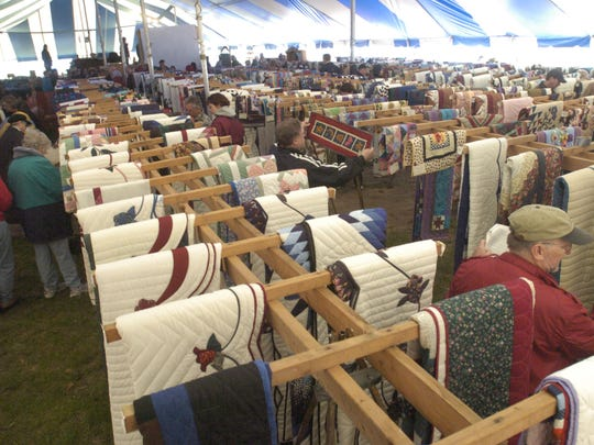 The 2017 Amherst Quilt, Craft & Furniture Auction will be held Aug. 26, 2017 at the Portage County Fairgrounds in Amherst.