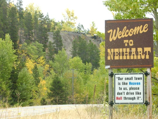 Neihart hosts its annual Big Doings and I Heart Neihart