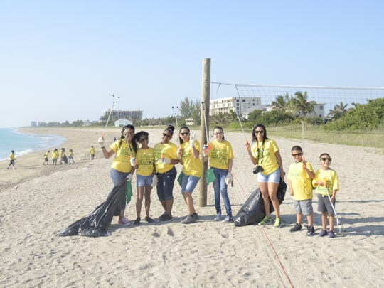 During the 2016 Great American Cleanup, volunteers
