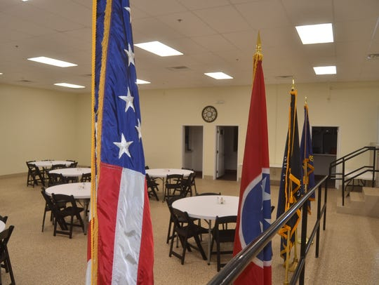 American Legion Post 17 in Gallatin includes a renovated