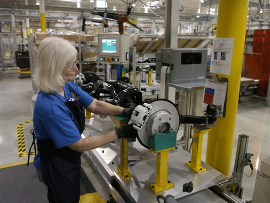 Upstate Auto Suppliers Push Back On Trump's Proposed Tariffs