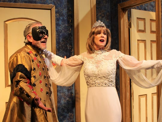 "Angelo Civic Theatre stages the farcical ""Lend me a"