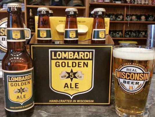 Lombardi Golden Ale