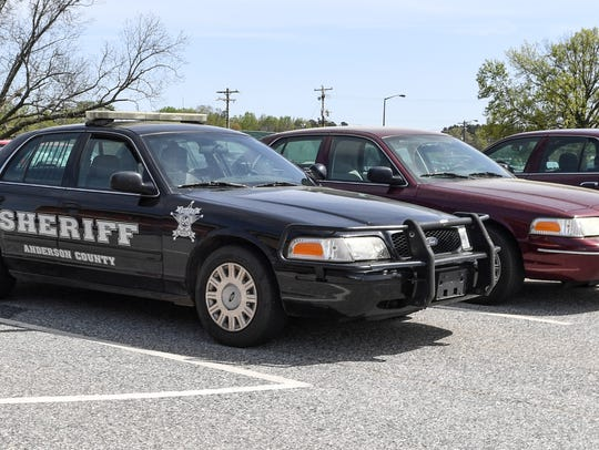 Anderson County Sheriff's Office uses a variety of