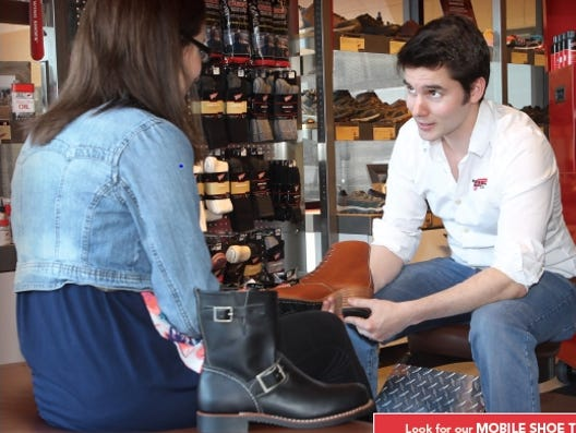 Take 15% off any regular priced merchandise at Red Wing Shoes®
