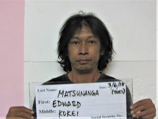 Edward Kokei Matsunanga