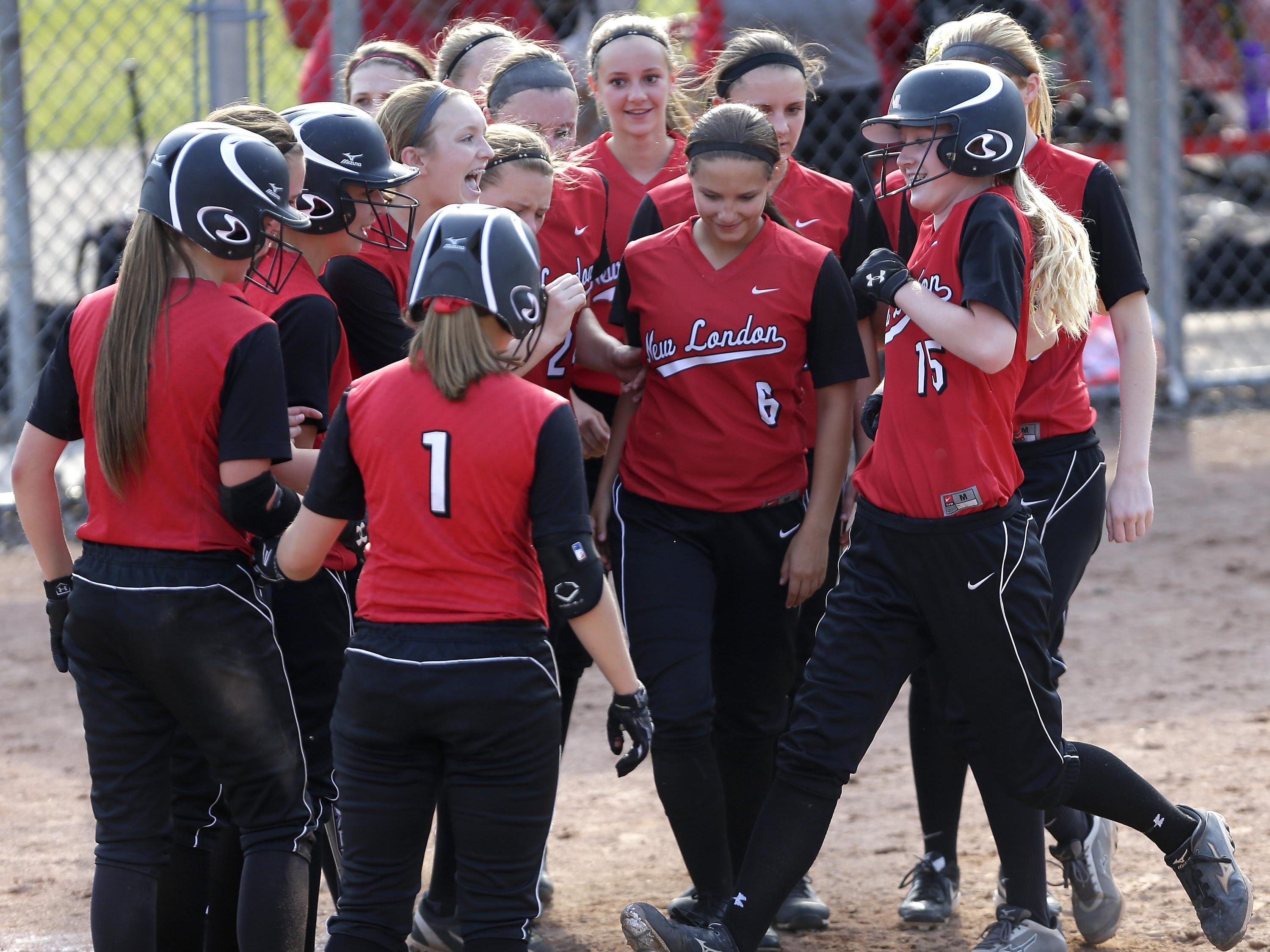 New London heads to state having won eight of its last nine games, including beating Division 1 power Stevens Point.