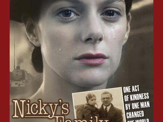 "The movie ""Nicky's Family"" tells how Nicholas Winton saved nearly 700 children from the Nazis before World War II."