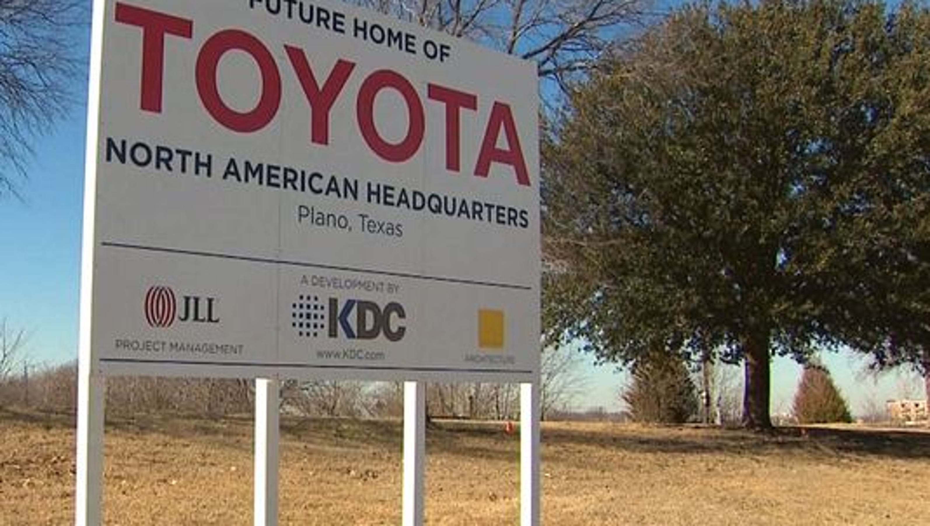 Toyota Could Bring More Business To North Texas