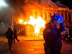 Just can't stop shaking our heads over Baltimore riots