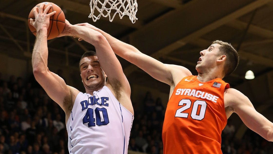 WATCH: Highlights from Syracuse's win over Duke