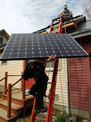 More and more homeowners are installing solar panels on their homes reducing their energy costs, augmenting the electric grid, and selling back their excess energy produced.