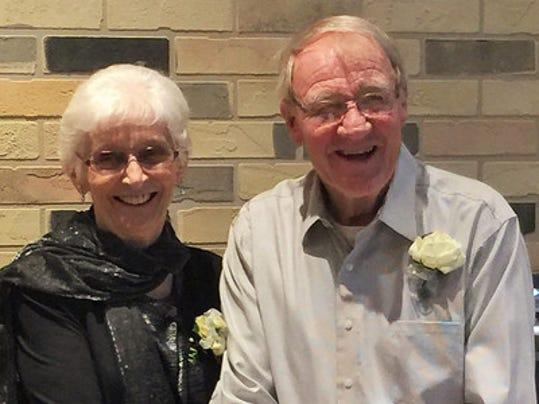 Anniversaries: Donald Rengel & Carol Rengel