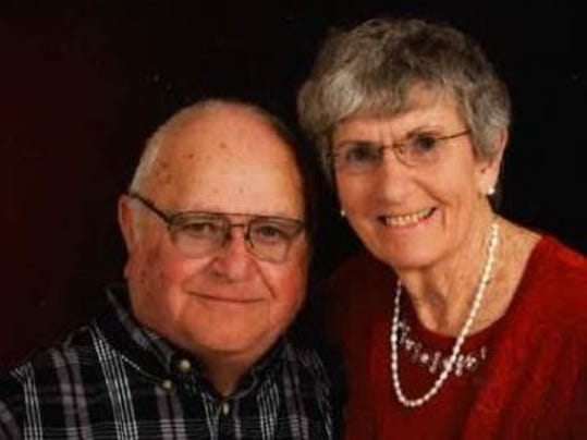 Anniversaries: Clyde Sonny Feaster & Pat Feaster