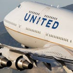 The fleet and hubs of United Airlines, by the numbers