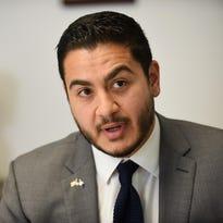 El-Sayed believes he's 'disrupting' Michigan's politics