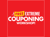 FREE Couponing Workshop on 11/3