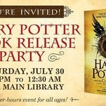 """The Louisville Free Public Library is hosting a magical release party for """"Harry Potter and the Cursed Child"""""""