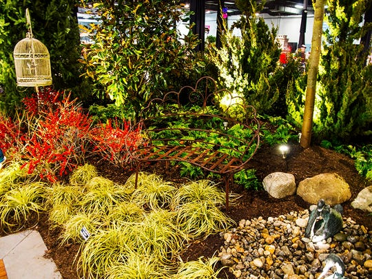 The New Jersey Flower and Garden Show will be Feb. 11 to 14 at New Jersey Convention Center in Edison.