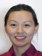 Koreana co-owner Janey Lee.