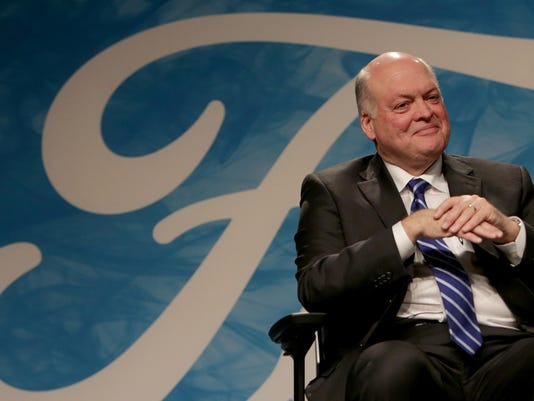 Ford names new CEO amid management shake-up