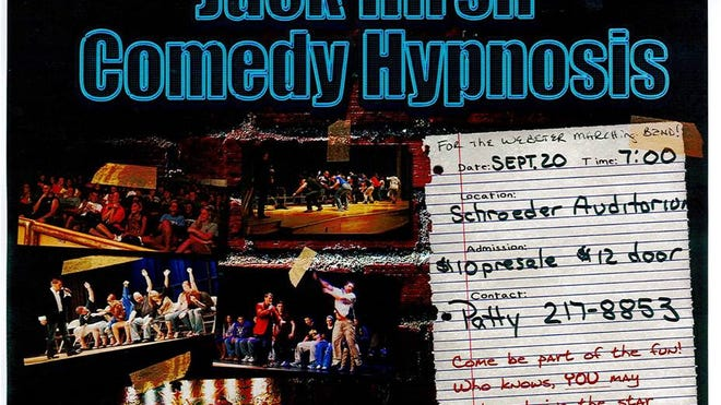 hypnosis show