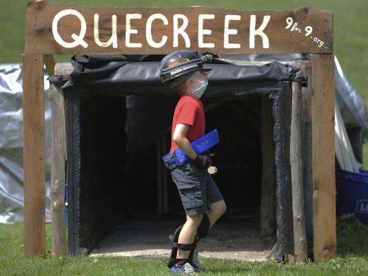 Quecreek Mine Rescue Celebration