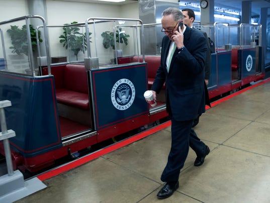 Senators fear Sessions debate shows chamber in crisis