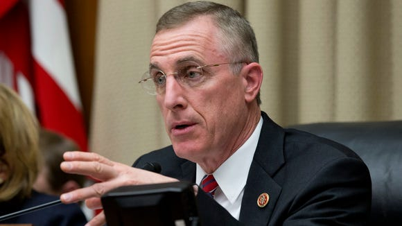 Rep. Tim Murphy, R-Pa., is pictured during a congressional