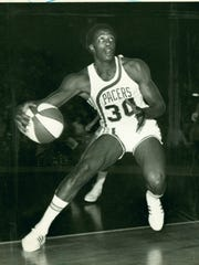 George McGinnis, Indiana Pacers